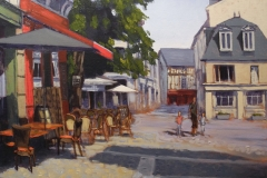 Chinon 20x16 Darragh Treacy
