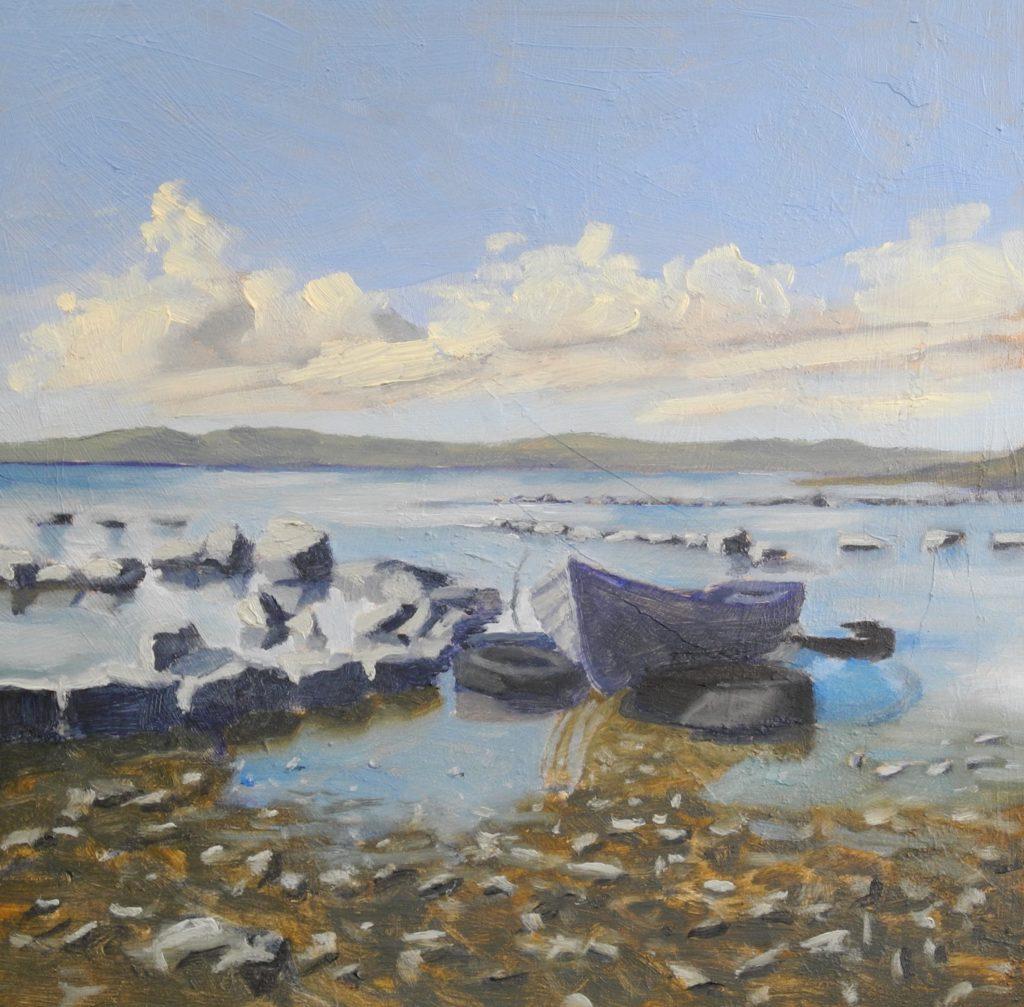 Boat Lough Corrib, NFS